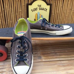 Converse All Star Canvas Low Top Sneakers Men's 8